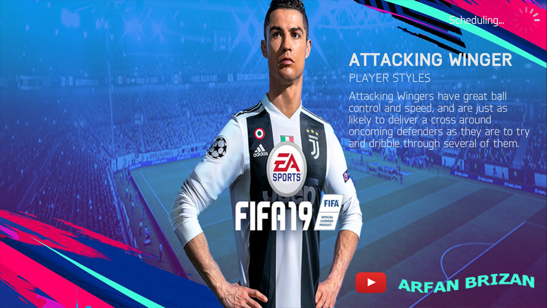 [UPDATED]Finally Download FIFA 19 Android Offline Update Graphics HD thumbnail