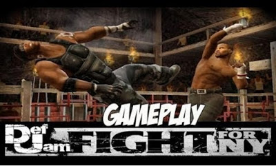 Fight For NY Def Jam Game Take Over ISO CSO PSP Compress thumbnail